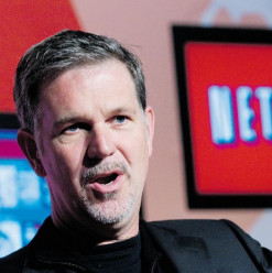 Netflix's CEO & Co-Founder Reed Hastings Signs Six-Figure Book Deal