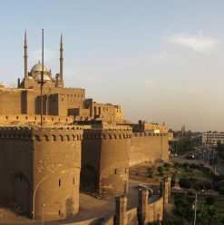 Citadel Music Festival: Panama Folklore Group and Mohammed El Helw at Saladin Citadel