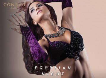 Egyptian Nights at Conrad Cairo's Jayda