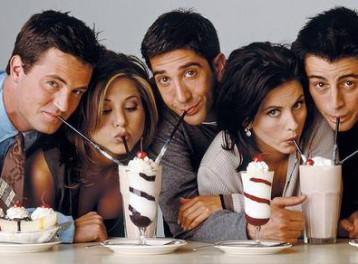 'Friends' Screening at Irth