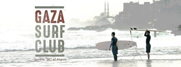 'Gaza Surf Club' Screening at Darb 1718