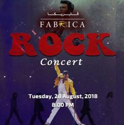 Fabrica Goes Rock at El Sawy Culturewheel