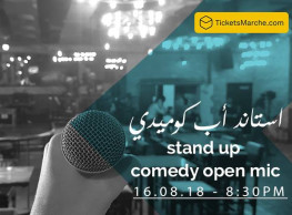 Stand Up Comedy Night at Darb 1718