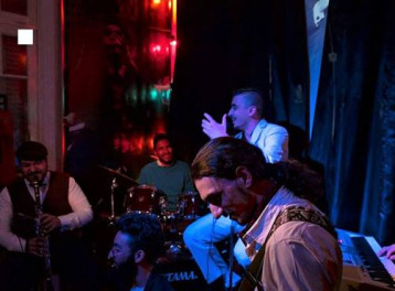 The Sinatras' Soiree at ROOM Art Space