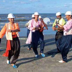 فرقة الطنبورة البروسعيدية في الأوبرا