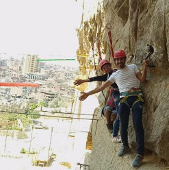 High Ropes: Spike Up Your Adrenaline at This Cairo Spot