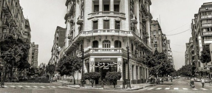 A New Plan Is Set to Rescue Downtown Cairo's Historical Buildings