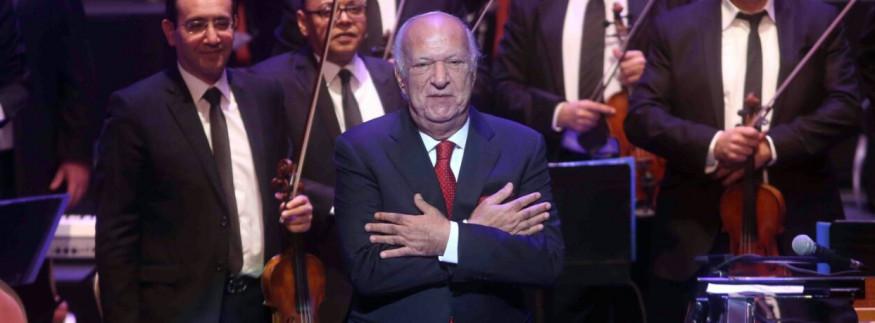 النهارده في القاهرة: أحلى سهرة مع موسيقى عمر خيرت