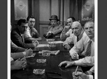 '12 Angry Men' Screening at Cadre 68