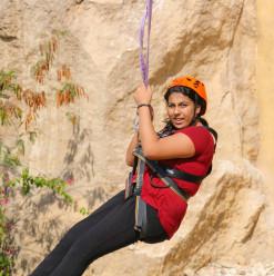 الحبال العالية - High Ropes: أحلى مكان في القاهرة لعشاق الجبال والمغامرة
