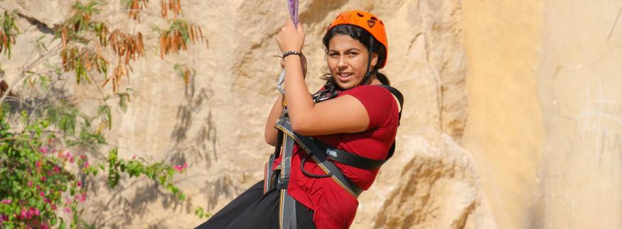 الحبال العالية – High Ropes: أحلى مكان في القاهرة لعشاق الجبال والمغامرة