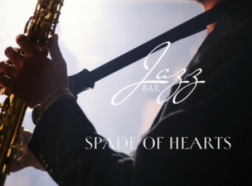 Spade of Hearts at Kempinski Nile Cairo's Jazz Bar