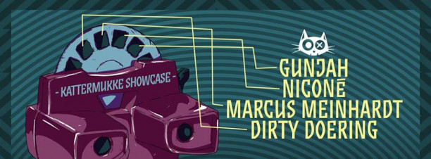 Katermukke Showcase ft. Dirty Doering, Niconé & Others @ Cairo Jazz Club 610