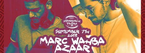 Marc Wahba / Azaar @ Cairo Jazz Club 610