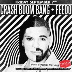 Crashboombang + DJ Feedo @ The Tap West