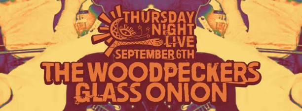 The Woodpeckers / Glass Onion @ Cairo Jazz Club