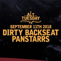 Dirty Backseat / PanSTARRS @ Cairo Jazz Club
