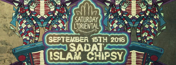 Sadat / Islam Chipsy @ Cairo Jazz Club