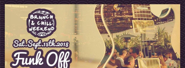 Saturday Brunch n Chill ft. Funk Off / Safi @ Cairo Jazz Club 610