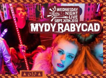 Mydy Rabycad (Visiting) @ Cairo Jazz Club 610