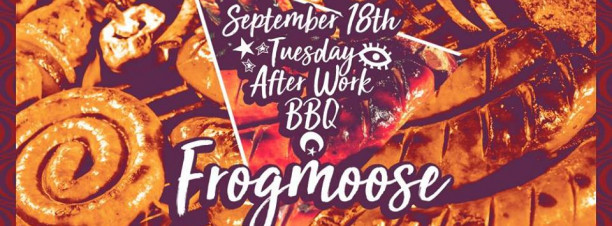 Tuesday After Work BBQ ft. Frogmoose