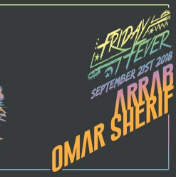 Arrab / Omar Sherif @ Cairo Jazz Club