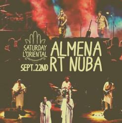 Almena / RT Nuba @ Cairo Jazz Club