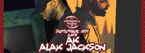 AK / Alak Jackson (Visiting) @ Cairo Jazz Club 610