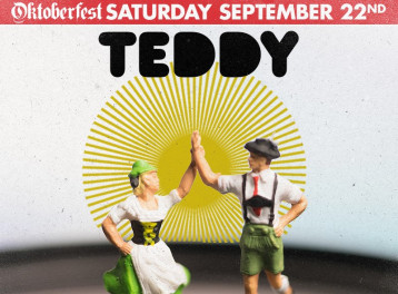 Oktoberfest ft. DJ Teddy @ The Tap West