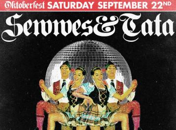 Oktoberfest ft. DJ Sewwes + DJ Tata @ The Tap Maadi