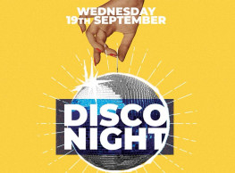 Disco Night ft. DJ Tommy @ 24K