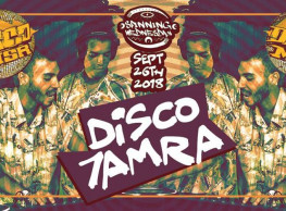 Disco 7amra ft. Disco Misr @ Cairo Jazz Club