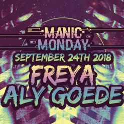 Freya (Visiting) / Aly Goede @ Cairo Jazz Club