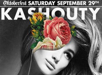 Oktoberfest ft. DJ Kashouty @ The Tap East