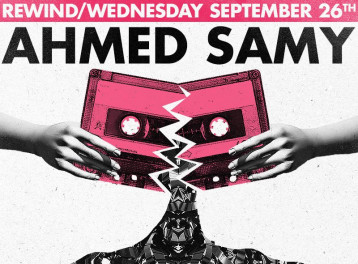 Rewind ft. DJ Ahmed Samy @ The Tap West