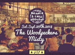Saturday Brunch n Chill ft. The Woodpeckers / Misty @ Cairo Jazz Club 610