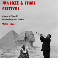 The 4th Jazz & Film Festival at the French Institute in Cairo