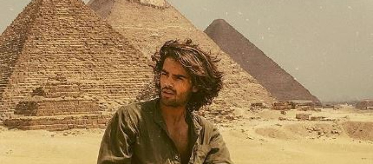 In Pictures: French Actor, Renan Pacheco, Posts Some Incredible Shots of Egypt