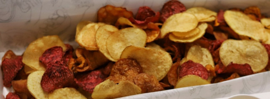 Soul: Delicious Chips & Dips at Galleria40