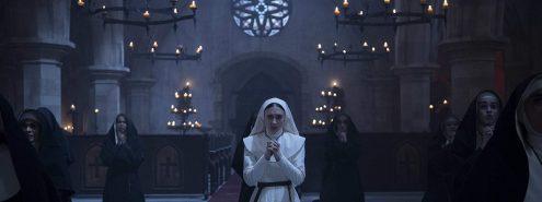 The Nun: Moving Backwards