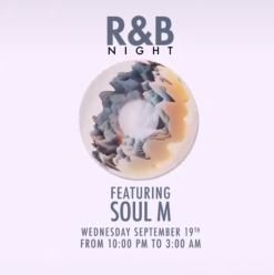 RnB Night ft. DJ Soul M @ OPIA Cairo