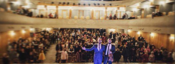 Fouad & Mounib at El Gomheria Theatre