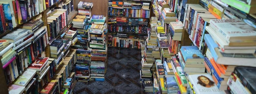Al-Maadi Used Books: A Hidden Gem