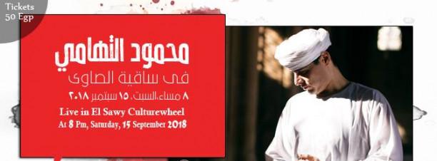 Mahmoud El Tohamy at El Sawy Culturewheel