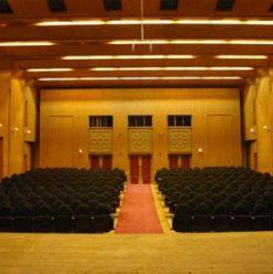 مهرجان القاهرة الدولى للمسرح التجريبي في الأوبرا