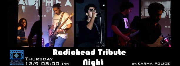 Radiohead Tribute Night at Stage ElZamalek