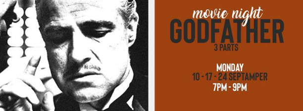 'The Godfather' Screening at Cadre 68