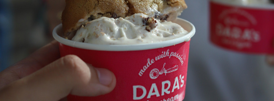 Dara's Ice Cream: Unique Flavours With Real Quality Ingredients