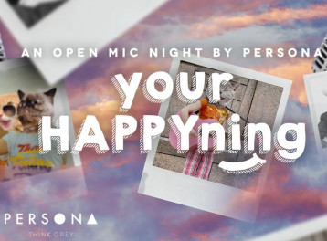 Your HAPPYning at Stage ElZamalek