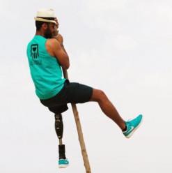 Meet Omar Hegazy, the Man Defying All Odds
